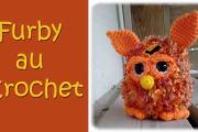 Furby au crochet