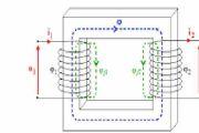 Électrotechnique sur le transformateur