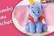 Dumbo au crochet