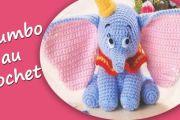 Dumbo au crochet