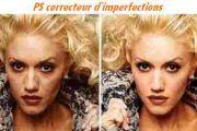 Corriger les imperfections de la peau