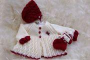 Tricoter un ensemble pour bébé