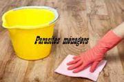 Oublie les parasites ménagers