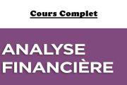 Cours complet d'analyse financière