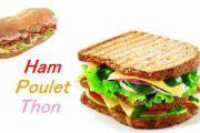Recettes de sandwich pour un repas rapide
