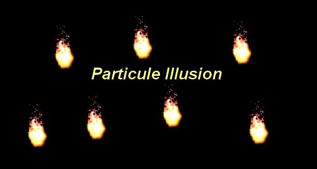 Tutoriel Particle Illusion