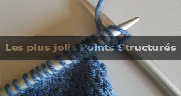 Les plus jolis points structurés