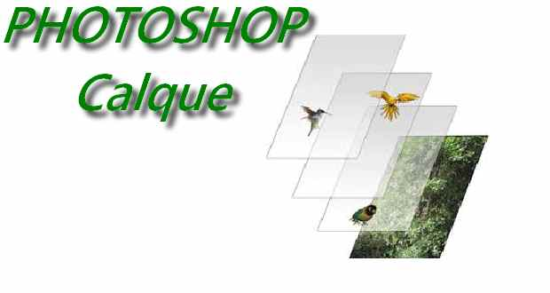 Cours Photoshop Calques