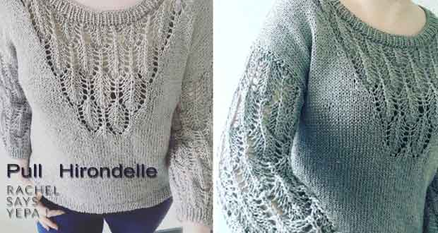 Pull Hirondelle