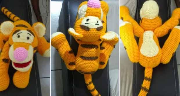 Au Crochet qui m'aille...: THE Lion!!!!!! | 330x620