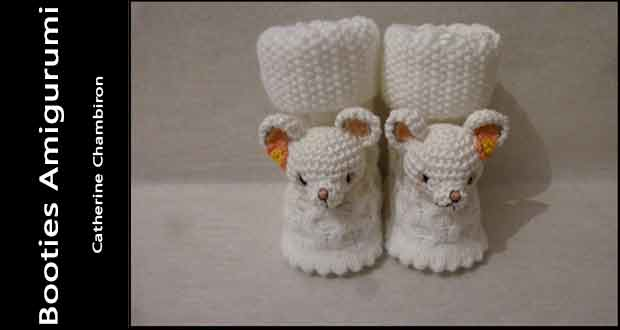 Booties Amigurumi