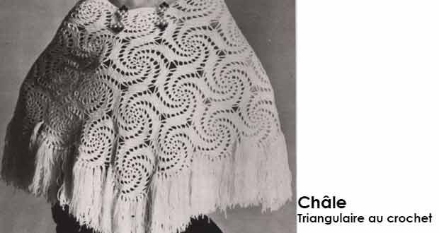 Supports De Cours Pdf Tutoriels Et Formation A Telecharger Gratuitement Chale Triangulaire Au Crochet