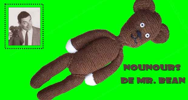 Le nounours-de-Mr Bean