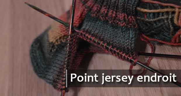 point jersey-endroit