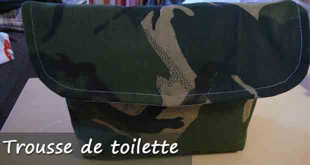 Trousse de toilette