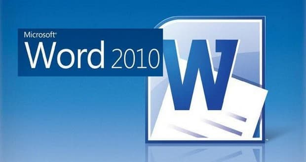 Word 2010.
